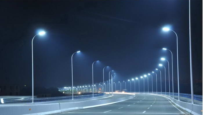PCU-100W-200W LED Street Light