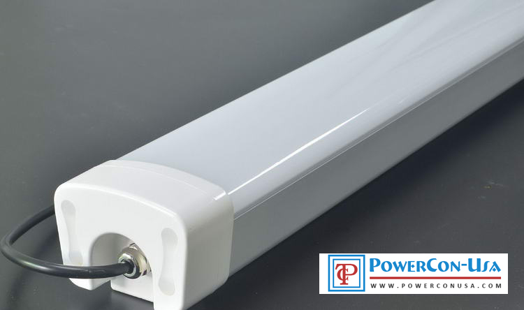 PCU-Aluminum LED Tri-proof Light